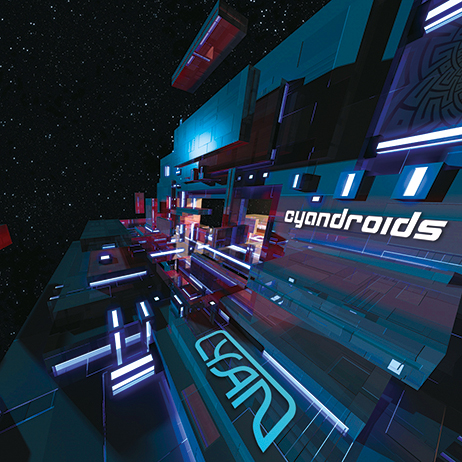 Various Artists - Cyandroids
